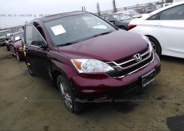 Inventory #447985601 2011 Honda CR-V