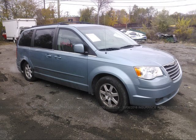Inventory #499640866 2008 Chrysler TOWN & COUNTRY