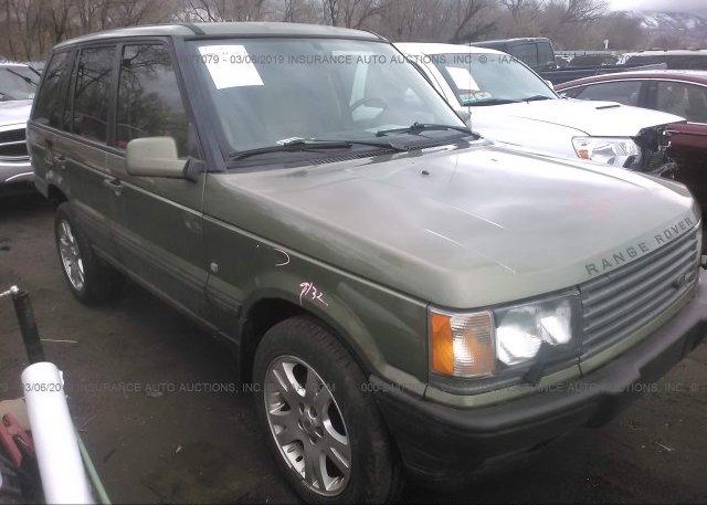 Inventory #337941976 2000 Land Rover RANGE ROVER