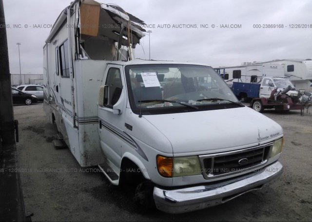 Inventory #618887474 2003 FORD ECONOLINE