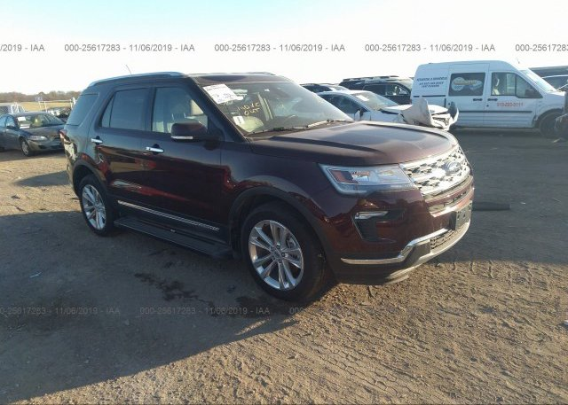 Inventory #286950490 2019 FORD EXPLORER