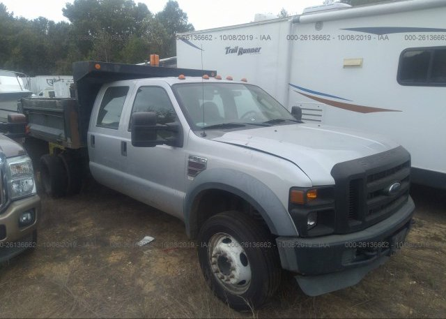 Inventory #537656722 2008 FORD F550