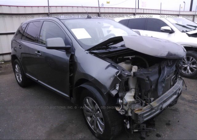 Inventory #933727362 2010 FORD EDGE