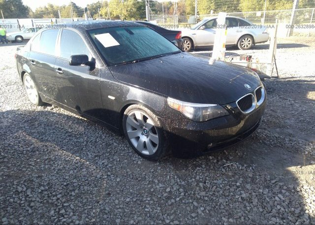 Inventory #781288068 2006 BMW 530