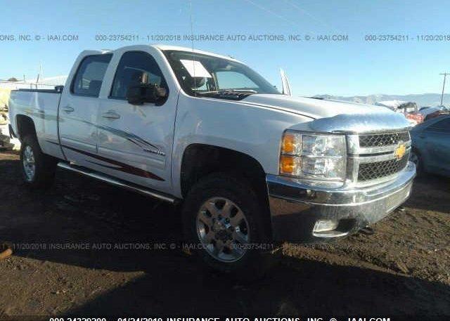Inventory #973060430 2012 Chevrolet SILVERADO
