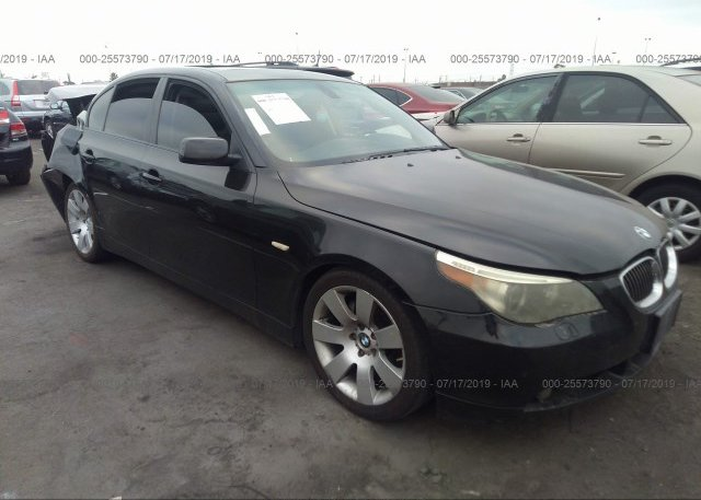 Inventory #132106486 2007 BMW 530