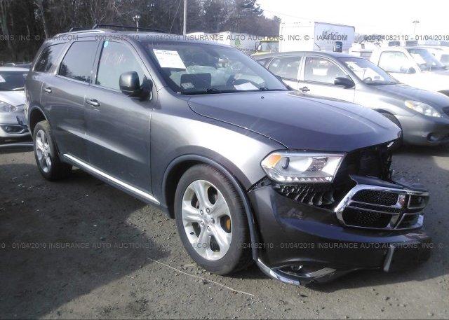 Inventory #479827123 2015 Dodge DURANGO