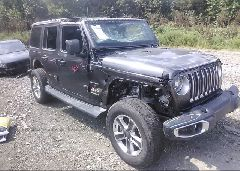 2018 JEEP WRANGLER UNLIMITE