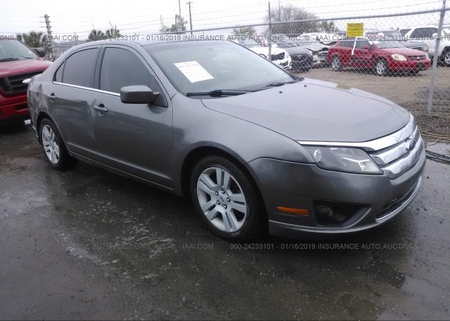 Inventory #687962797 2010 FORD FUSION