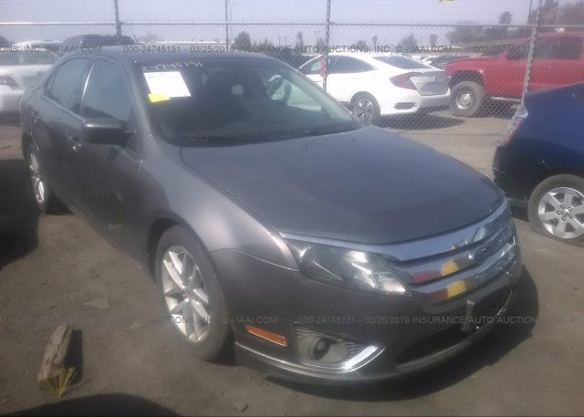 Inventory #946033694 2010 FORD FUSION