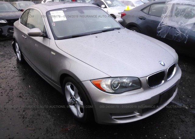 Inventory #896123777 2008 BMW 128