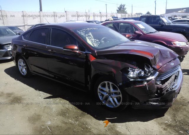 Inventory #630450240 2015 FORD FUSION