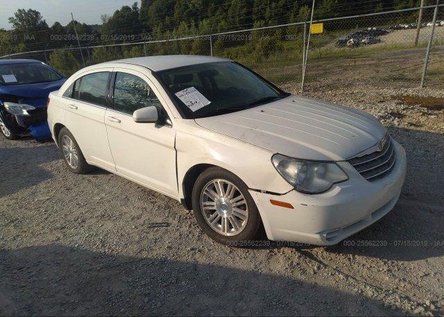 Inventory #230215546 2009 Chrysler SEBRING