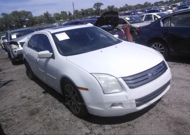 Inventory #750487472 2009 FORD FUSION