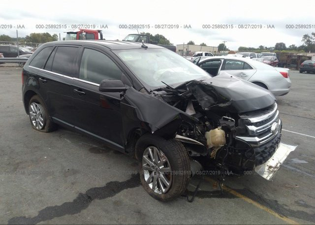 Inventory #675570030 2012 FORD EDGE