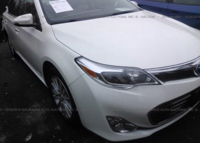 Inventory #537548132 2014 Toyota AVALON