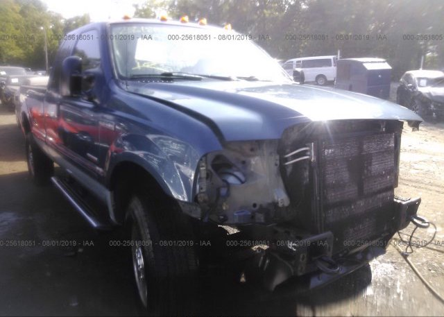 Inventory #252161709 2005 FORD F350