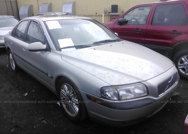Yv1ts90d011177314 Regular Certificate Gray Volvo S80 At Sioux Falls