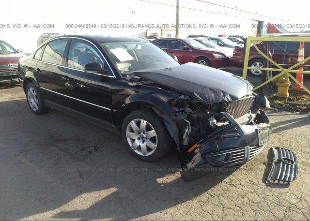 Inventory #874627580 2005 Volkswagen PASSAT