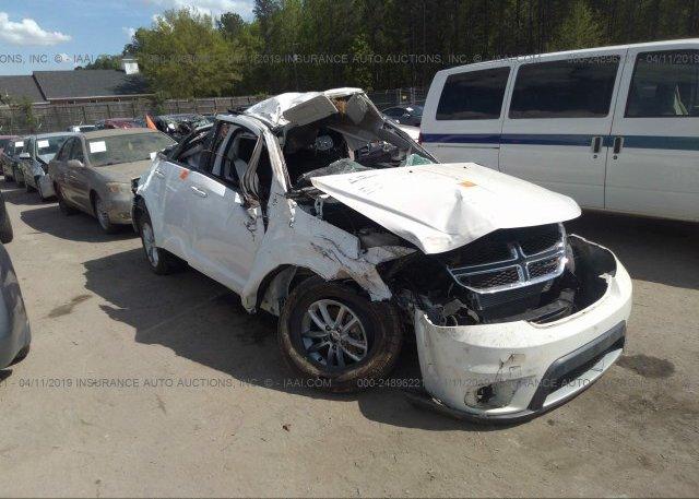 Inventory #776003229 2016 Dodge JOURNEY