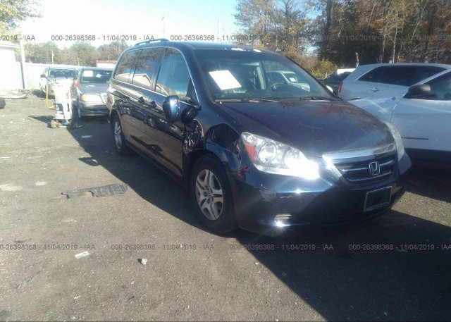 Inventory #500598435 2005 Honda ODYSSEY