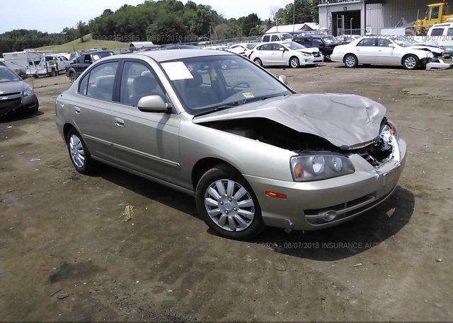 Inventory #874643075 2006 Hyundai ELANTRA
