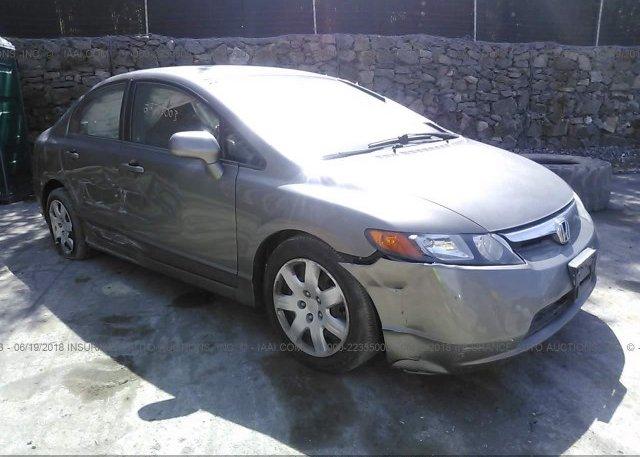 Inventory #875578423 2008 Honda CIVIC