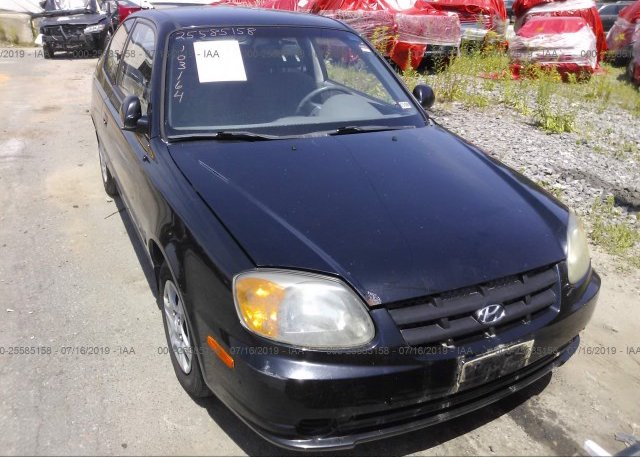Inventory #516443116 2005 Hyundai ACCENT