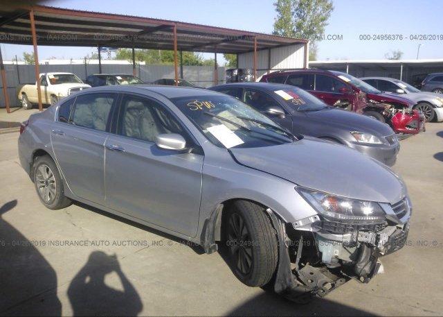 Inventory #456693035 2014 Honda ACCORD