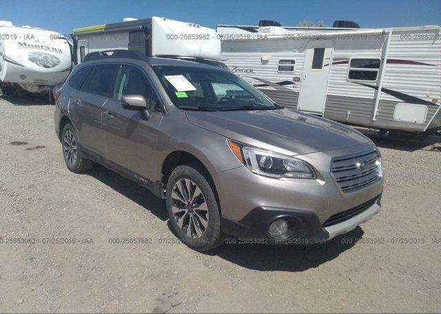 Inventory #594485894 2015 Subaru OUTBACK