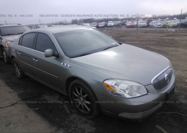 Inventory #475271594 2007 Buick LUCERNE