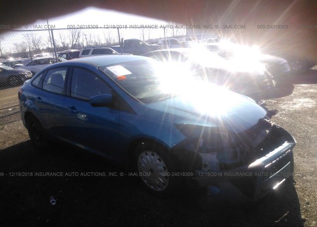 Inventory #924224758 2012 FORD FOCUS