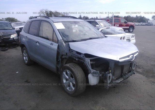 Inventory #568434151 2014 Subaru FORESTER
