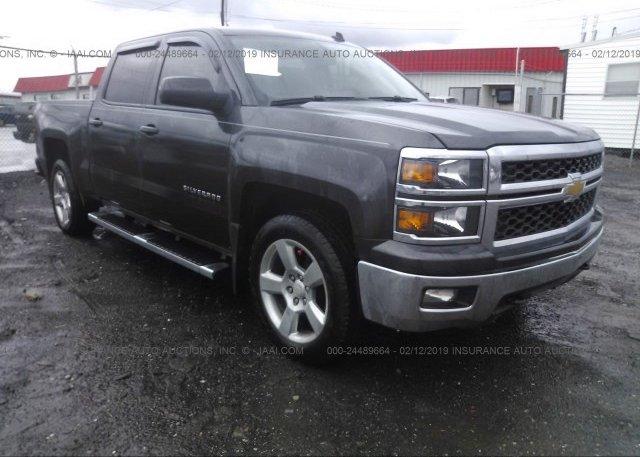 Inventory #474208471 2014 Chevrolet SILVERADO