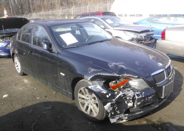 Inventory #158033798 2006 BMW 325