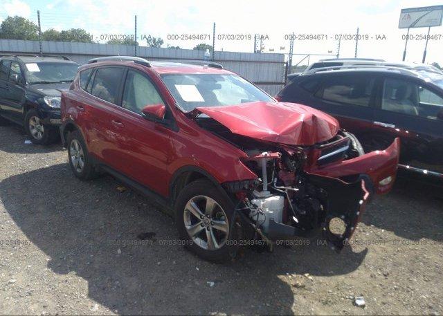 Inventory #816131183 2015 Toyota RAV4