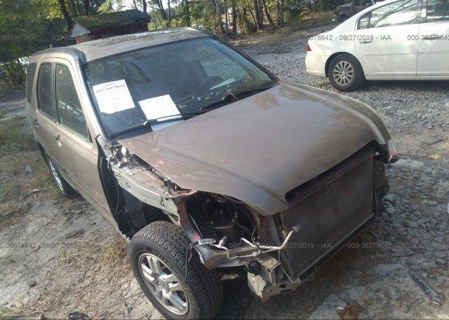 Inventory #951744097 2003 Honda CR-V