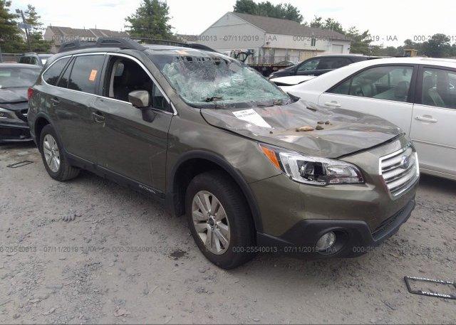Inventory #109542464 2017 Subaru OUTBACK