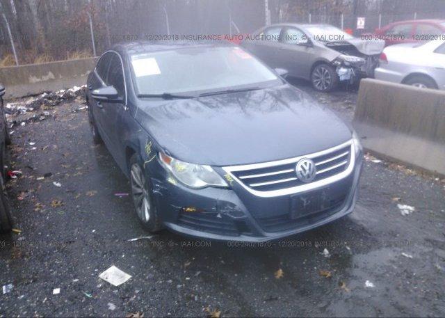 Inventory #762494473 2012 Volkswagen CC