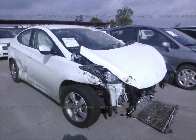 Inventory #829146336 2014 Hyundai ELANTRA