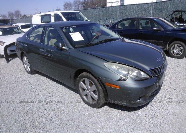 Inventory #151517238 2006 Lexus ES
