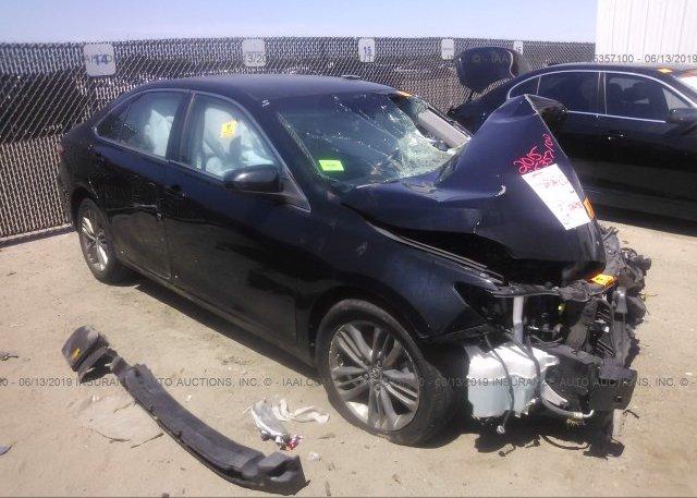 Inventory #216664184 2015 Toyota CAMRY