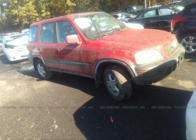 Inventory #796914520 1999 Honda CR-V