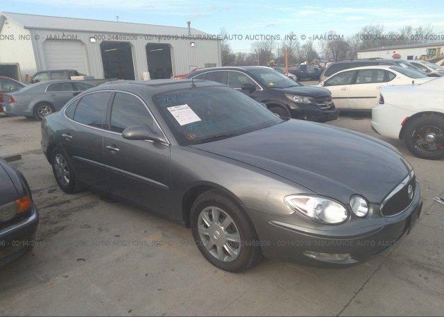 Inventory #321418125 2005 Buick LACROSSE