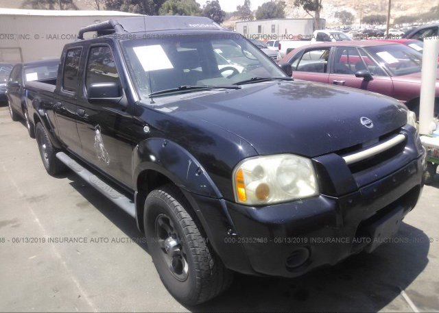 Inventory #742126476 2004 Nissan FRONTIER