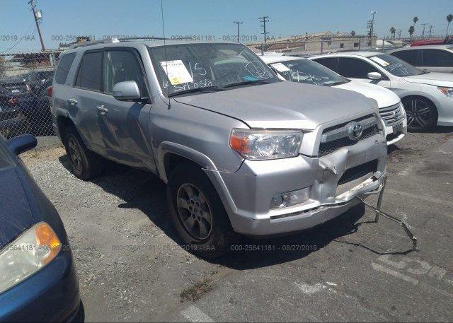 Inventory #161769985 2010 Toyota 4RUNNER