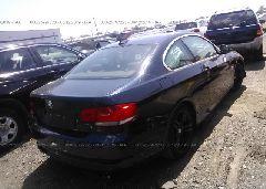 2010 BMW 328 - WBAWC3C57AP470686 rear view