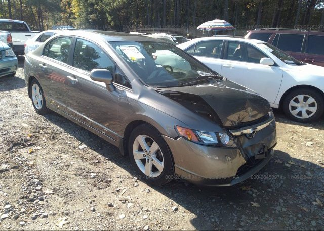 Inventory #125555834 2007 Honda CIVIC
