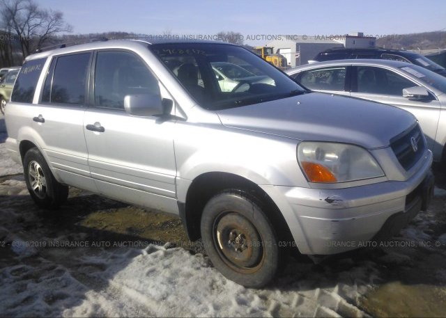 Inventory #817709252 2005 Honda PILOT