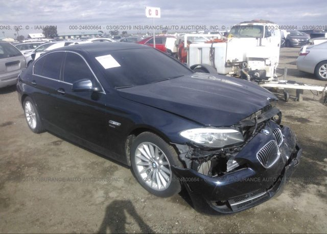 Inventory #750885451 2011 BMW 535